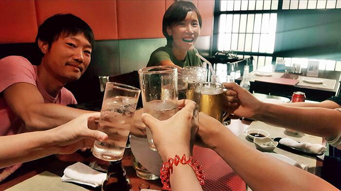宿霧遊學,行程安排,美食,日本料理