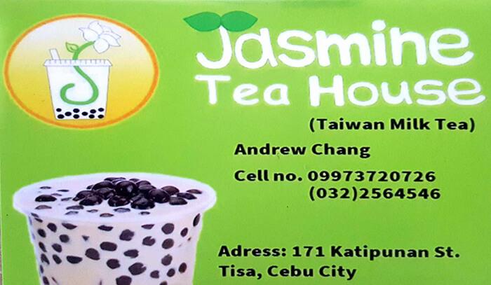 Jasmine-Tea-House電話   地址