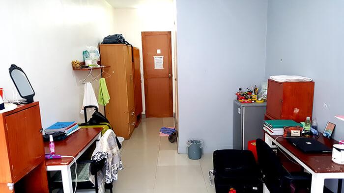 EV宿舍環境-2人房