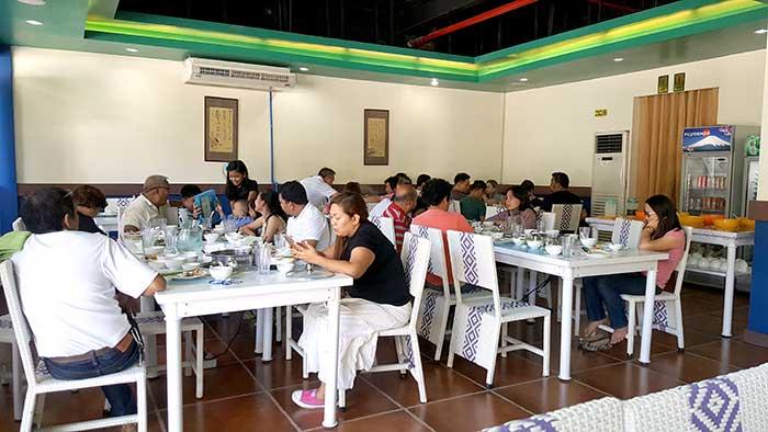 宿霧紅樓火鍋餐廳,室內環境,美食推薦, 料理推薦,台式料理推薦