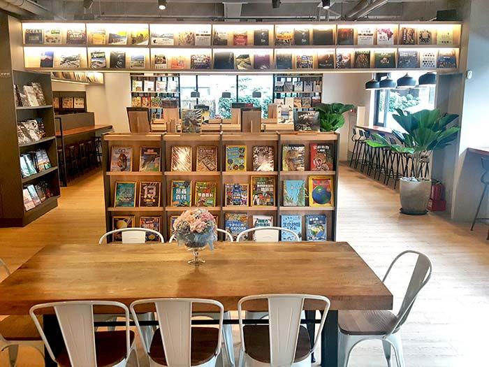 益品書屋,書店,圖書館,有停車場,交通資訊,忠孝新生捷運站旁
