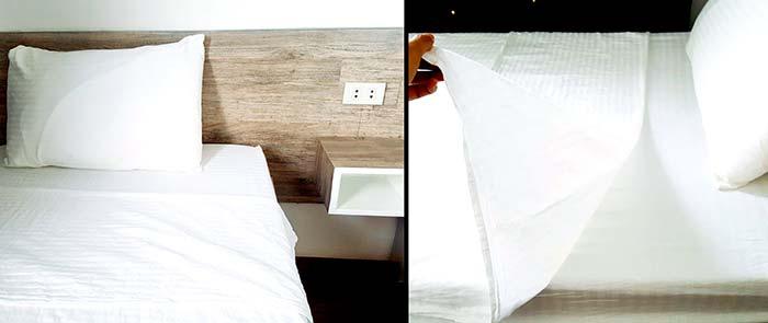 Ev的床單,要不要帶棉被,怕冷