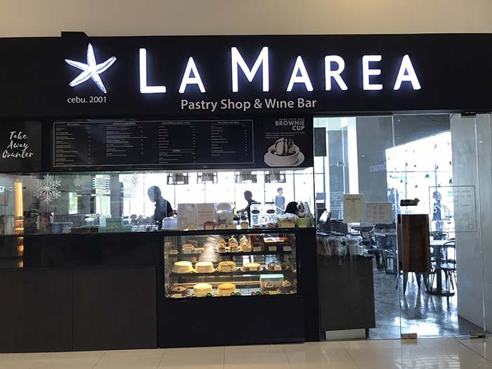 LA MARE - Pastry Shop & Wine Bar