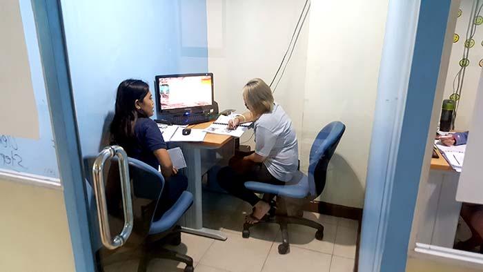 Celever English Langage School, 一對一教室