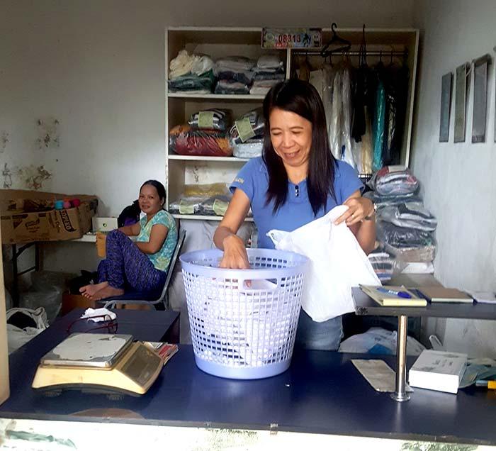 CELI校內洗衣