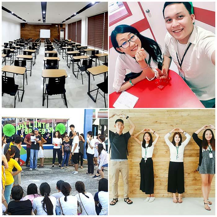 菲律賓遊學教室,環境, 師資,課程,國籍, 代辦