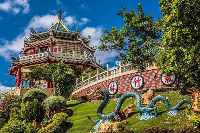 宿霧教堂, 宿霧景點, 道教文化, 菲律賓華人文化