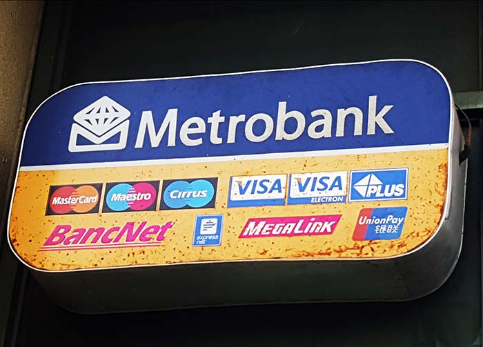 菲律賓遊學ATM提款