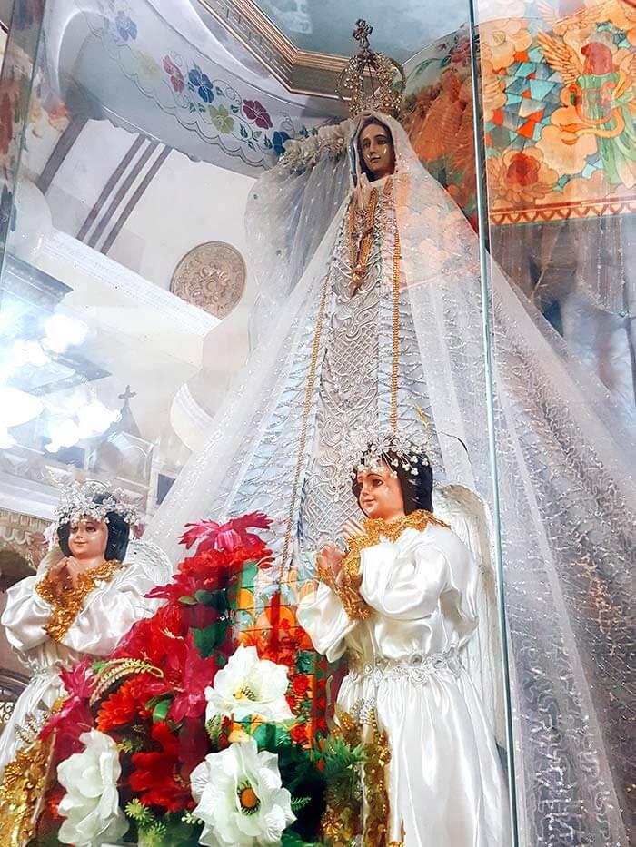 媽媽瑪麗, Mama marry, 宿霧大教堂