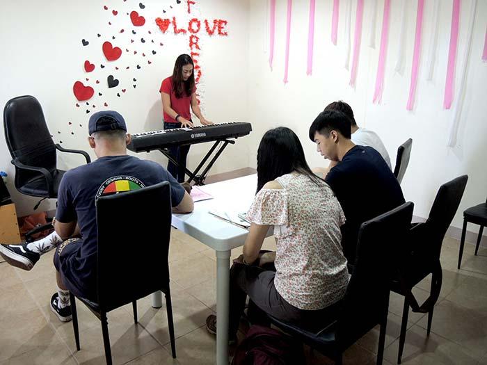 菲律賓留學代辦, WES團體課程