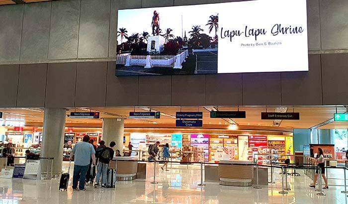 宿霧國際機場, 宿霧新機場, 新的宿務機場