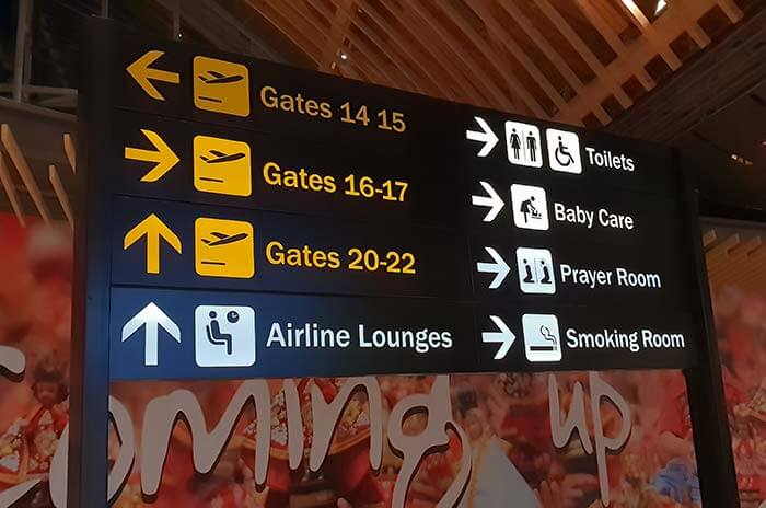 Gates, 宿霧機場, 宿務國際機場, 離境, 出境