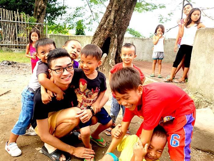 菲律賓海外志工活動, 海外服務志工