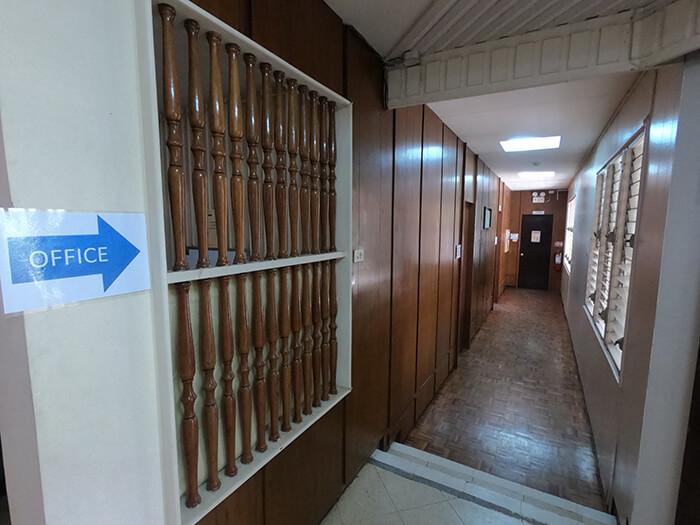 Taka Hari校園環境, Office