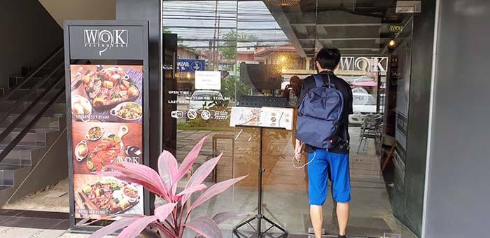 Mactan, Cebu,Restaurant Wok