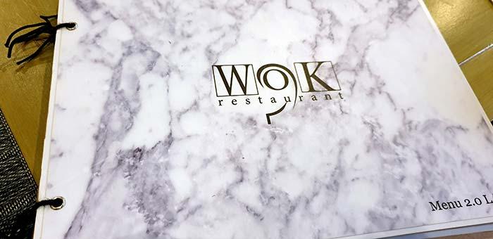 Wok餐廳, 中式餐廳