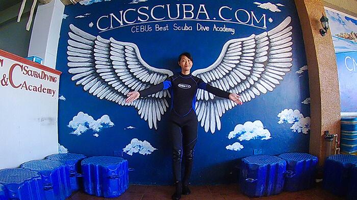 CNCSUBA.com, Scuba diving academy