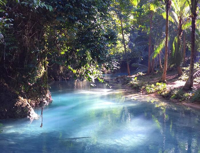 Kawasan Falls, 咖哇山瀑布