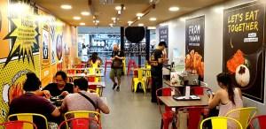 菲律賓吃到雞排, 宿務, SM City Mall