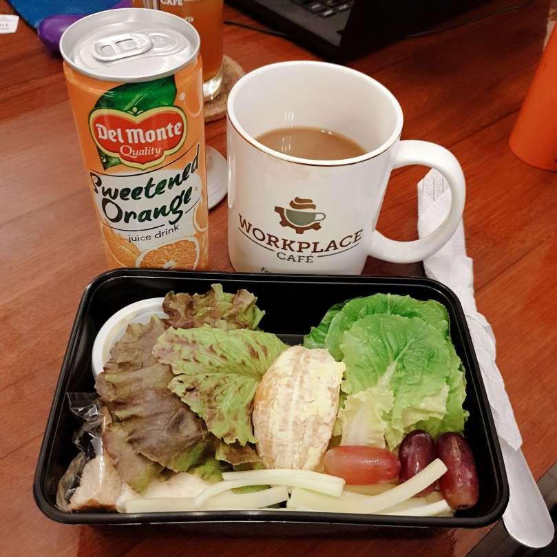 Workplace Cafe 餐點, 輕食, 水果汁