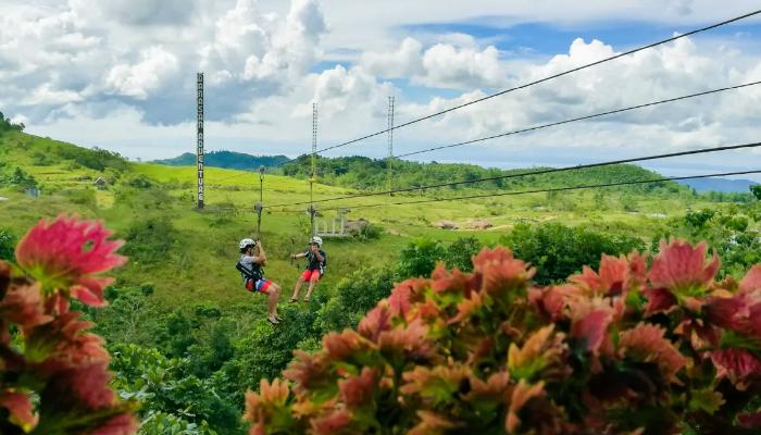 宿霧高空樂園, Danasan Eco 搭那桑探險樂園, 宿霧, 菲律賓樂園