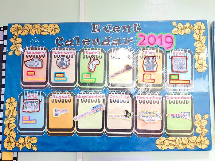 2019學校活動, 菲律賓假期
