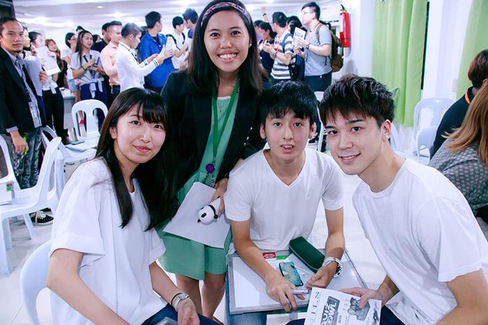 宿務遊學心得, 校園生活, 菲律賓遊學記事