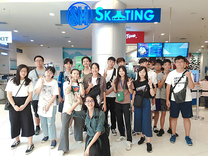 SM Seaside, SM Skating, SM溜冰場, 宿霧最大的溜冰場