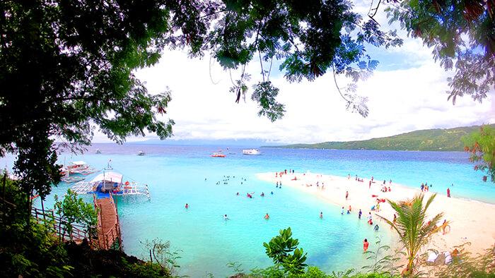 蘇米農島, 蘇米龍島, 歐斯陸旁邊小島, 宿務跳島