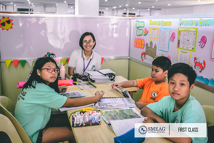 海外遊學英文, 菲律賓學習英文, SMEAG團體課