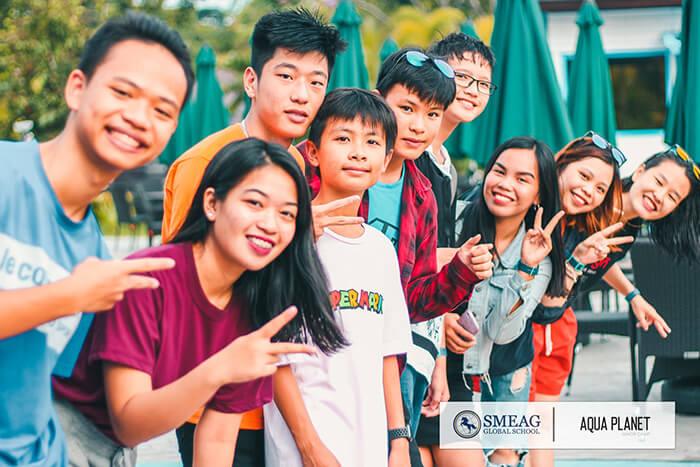SMEAG國際學校, 打拉(Tarlac) 國小, 國中, 高中, 大學銜接課程