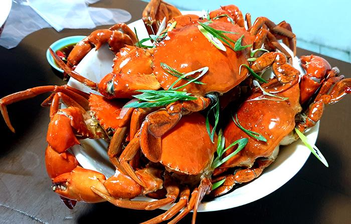 菲律賓螃蟹料理, 宿霧海鮮餐廳推薦, 宿務海產店