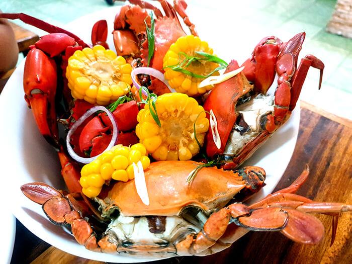 宿霧海鮮餐廳, 螃蟹餐廳, 螃蟹吃到飽, 好吃又大的螃蟹