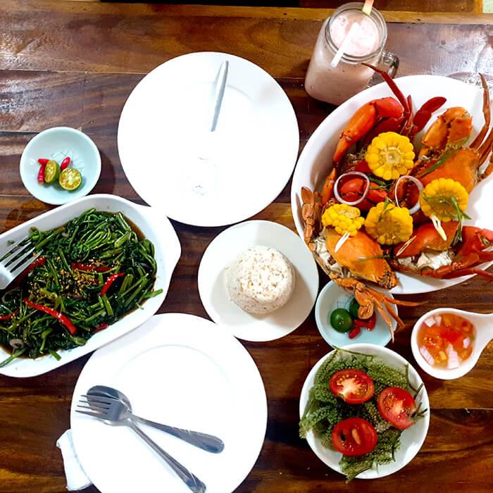 螃蟹先生, 螃蟹吃到飽, 海鮮餐廳推薦