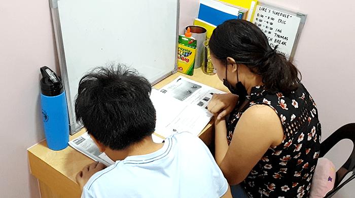 WYL親子遊學, WHY, 菲律賓小朋友學英文