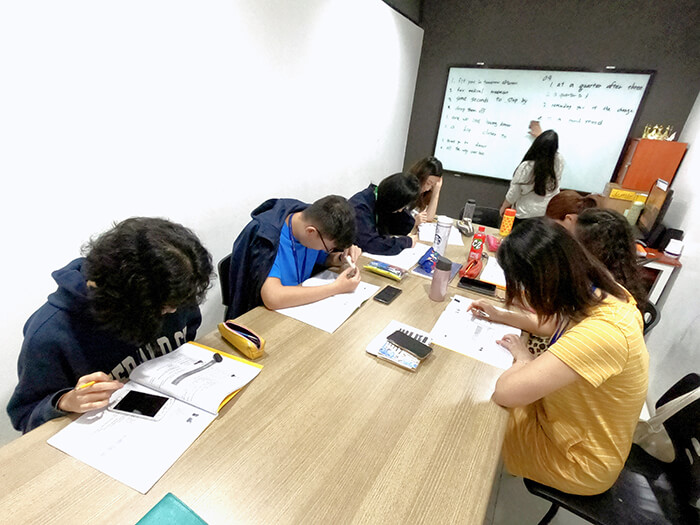 菲律賓留學, 團體課
