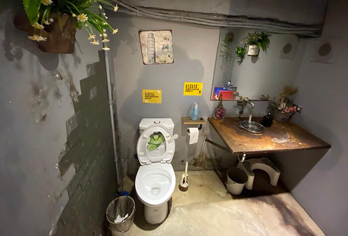 廁所佈置, 洗手間環境設計