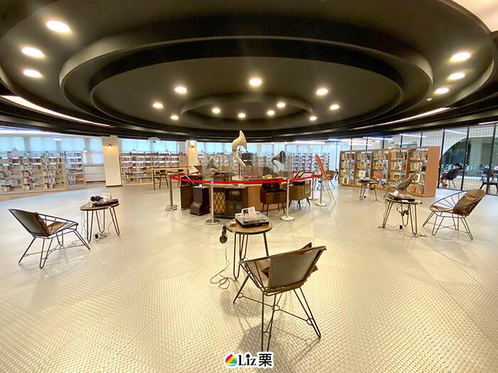 三重,黑膠圖書館,新北市三重圖書館
