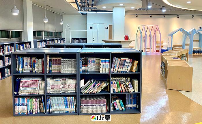 親子圖書館推薦,小朋友圖書館