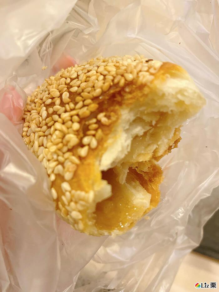 滬杭豆漿,阜杭甜餅