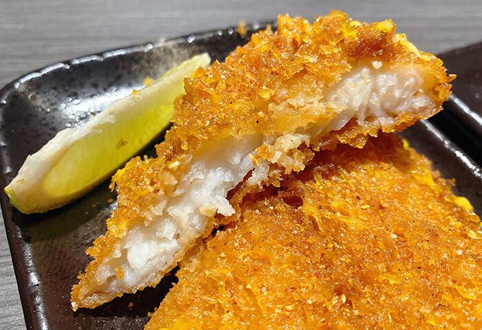 檸檬香茅魚排