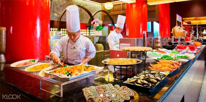 圓山飯店吃到飽餐廳優惠