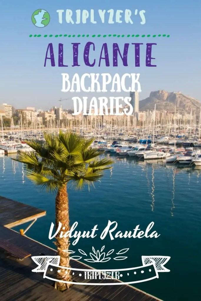 Alicante Pinterest