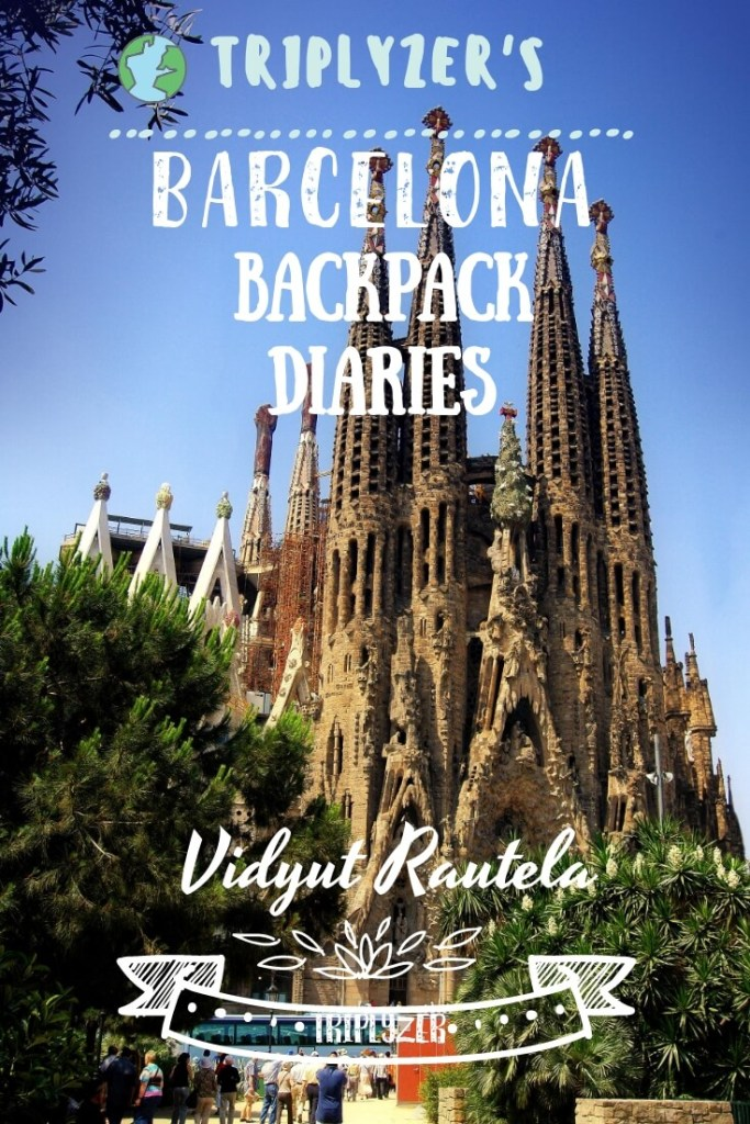 Barcelona Travel Guide Pinterest