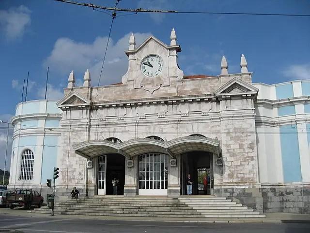 Coimbra A Railway Station