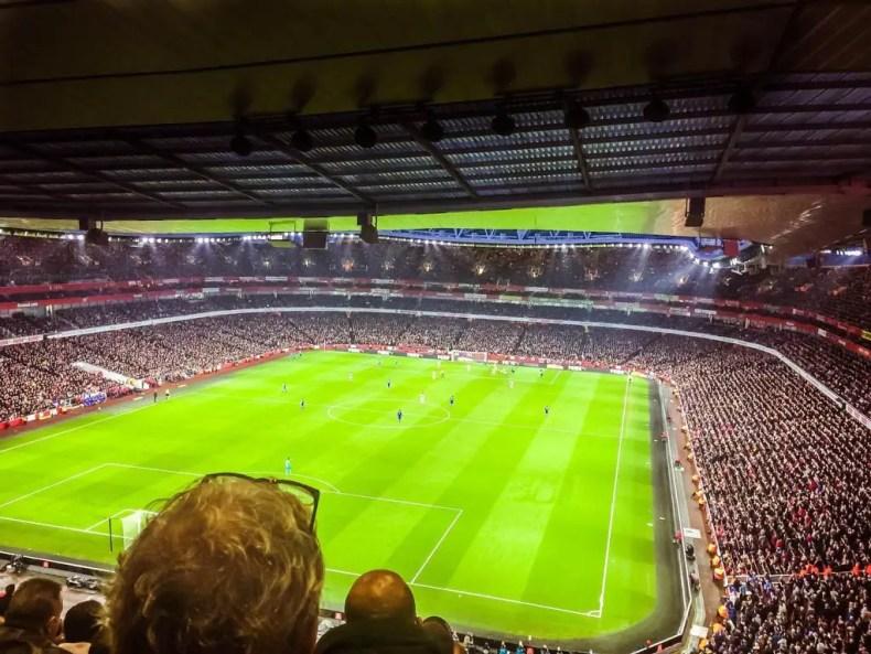 Emirates Stadium, London, England