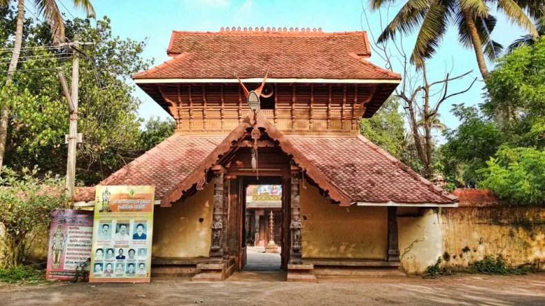 Janardanaswamy Temple, Varkala, Kerala