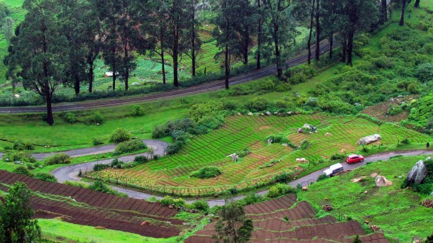 Ooty where to stay, what to see, how to travel