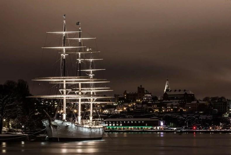 Sailboat, Stockholm