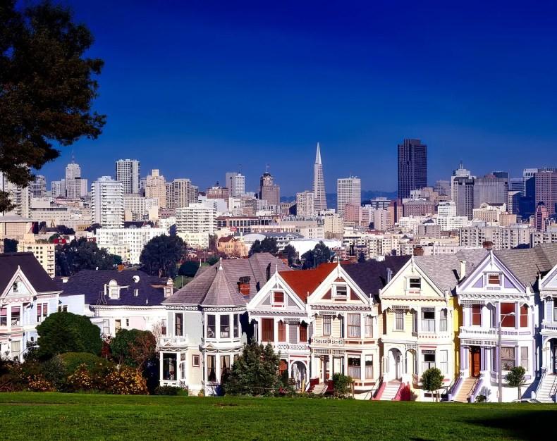 San Francisco Historical Houses